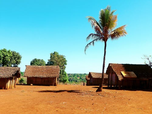 Free stock photo of beautiful landscape, blue sky, madagascar