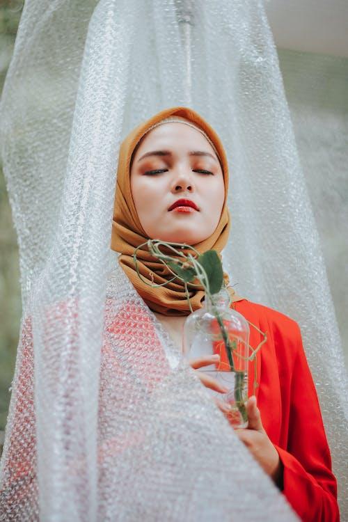 傳統, 儀式, 女人, 宗教 的 免费素材照片