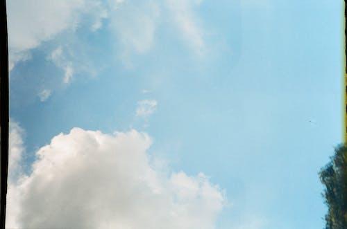Ảnh lưu trữ miễn phí về bầu trời, Nhiều mây, những đám mây, trắng