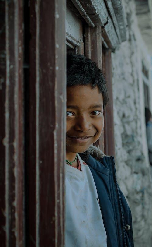 Základová fotografie zdarma na téma dětský portrét, dítě, drsný, druh
