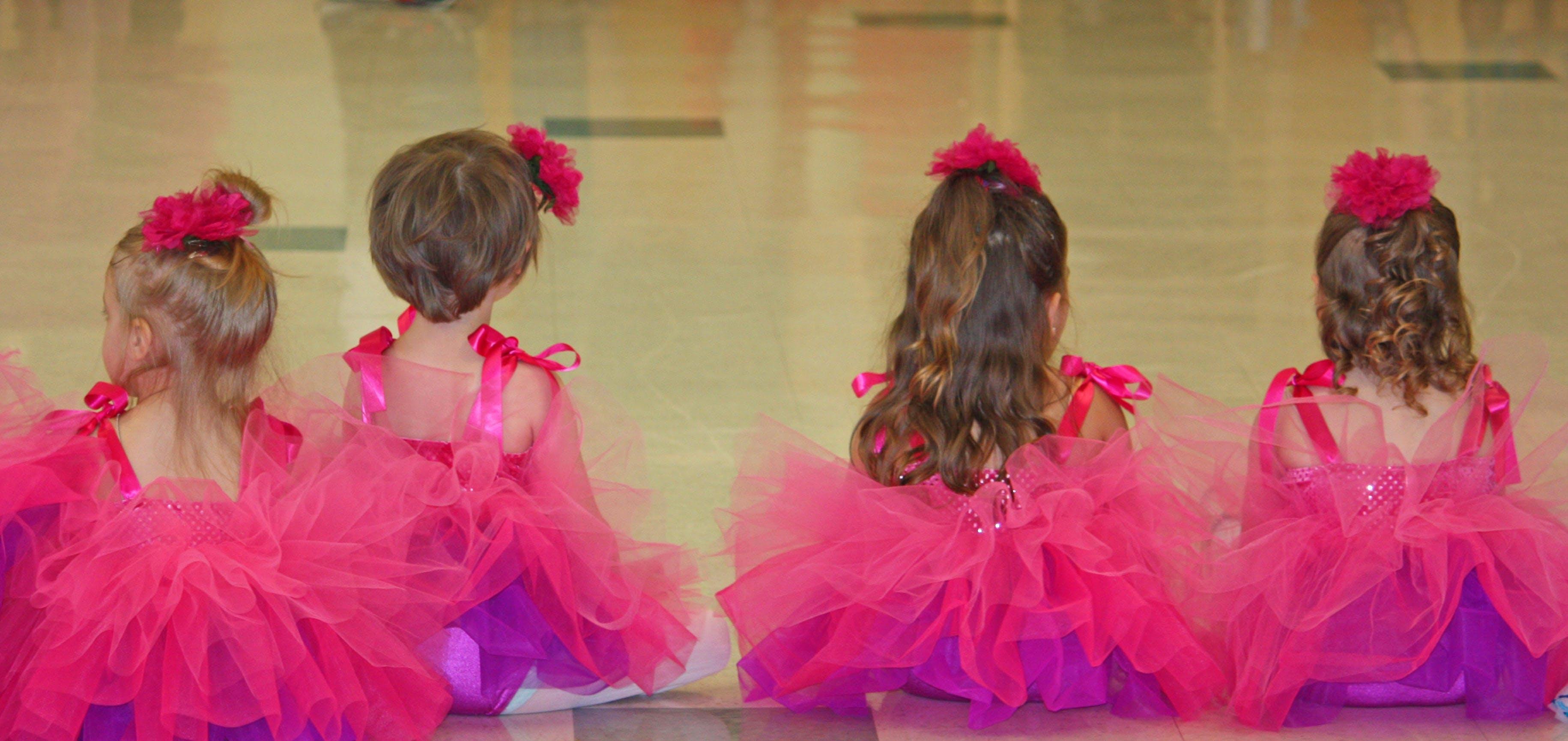 Free stock photo of ballerina, ballet, child, childhood