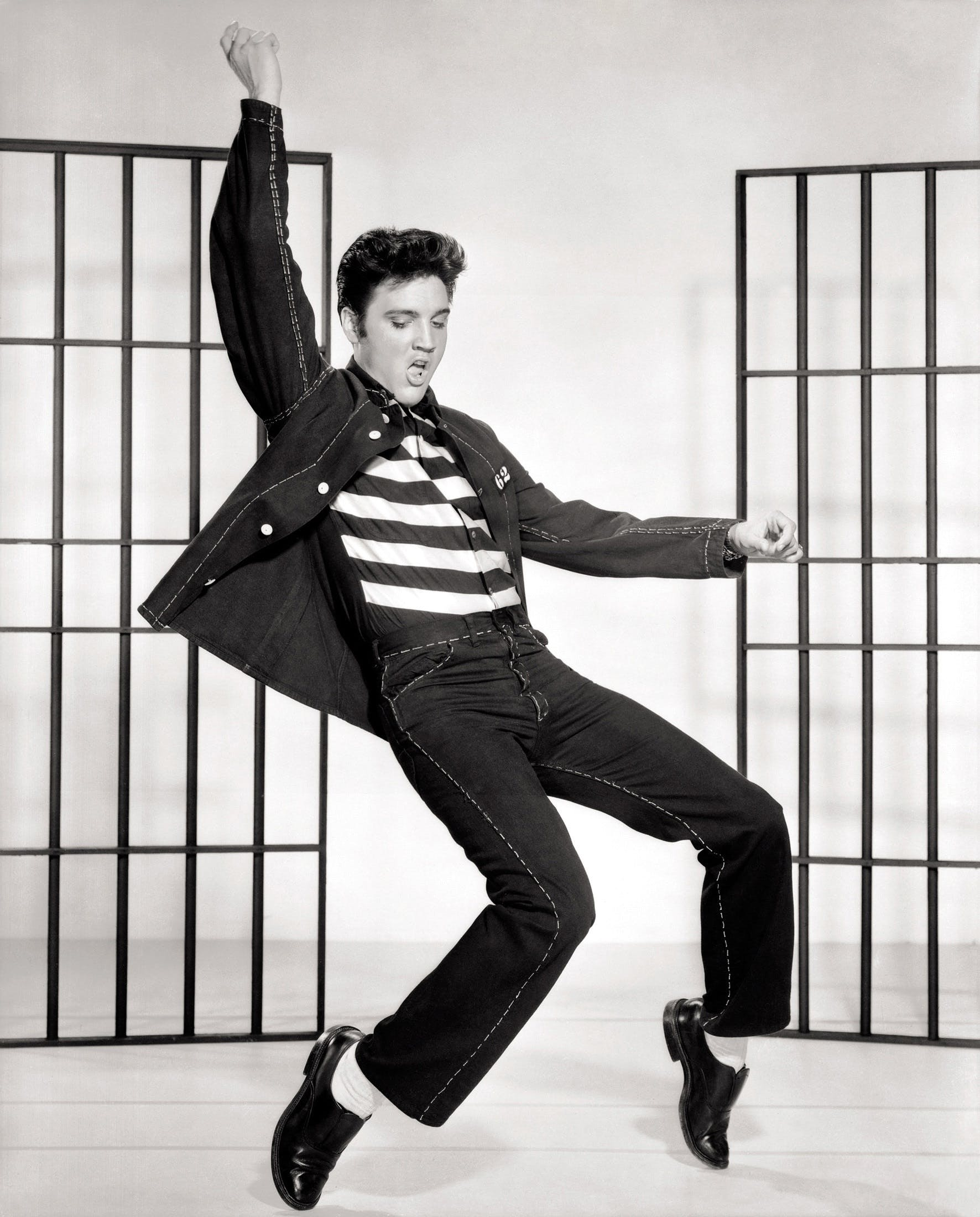 Elvis Presley Dancing