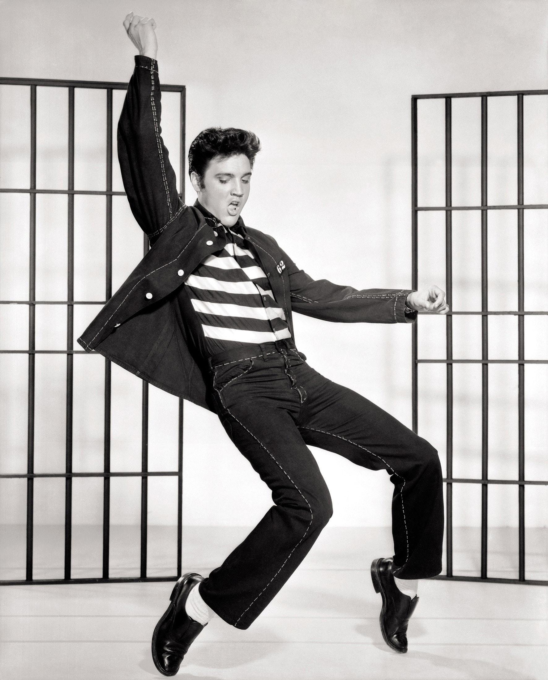 Elvis Presley Dancing · Free Stock Photo  Elvis Presley D...