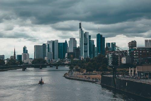 Kostenloses Stock Foto zu frankfurt