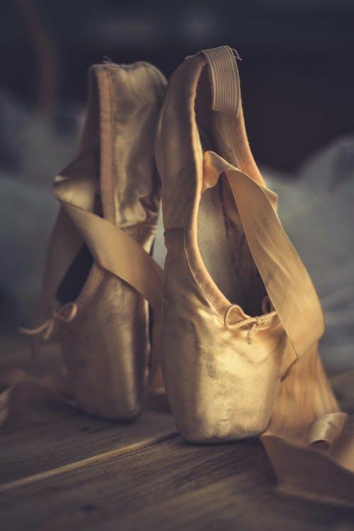Gratis stockfoto met balletschoenen, close-up, concentratie, concentreren