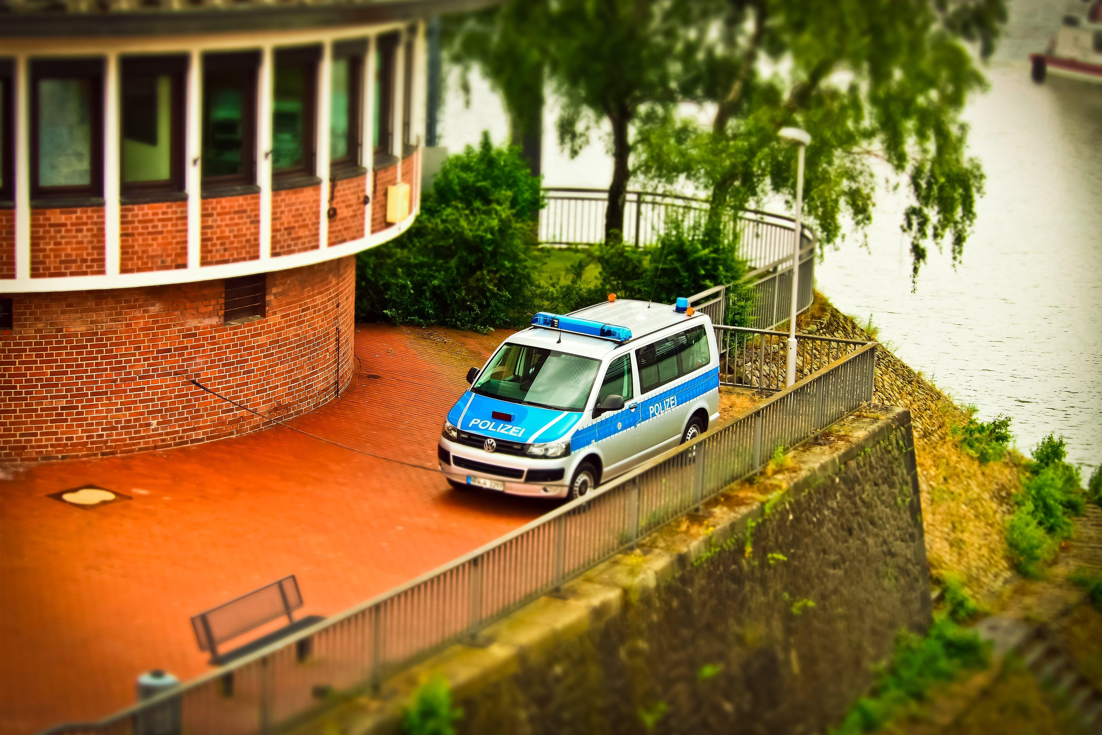 Free stock photo of blue, port, vehicle, park