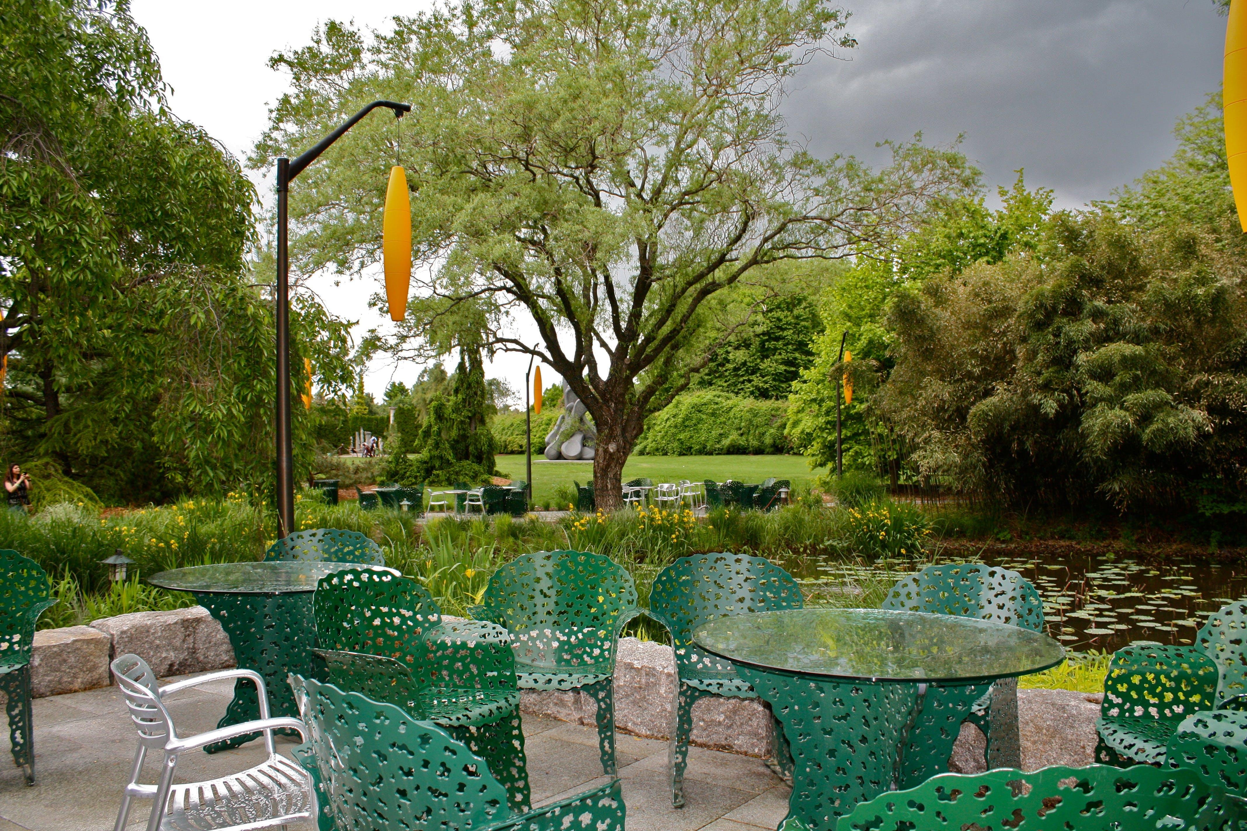 Free stock photo of cloudiness, garden, outdoor, restaurant