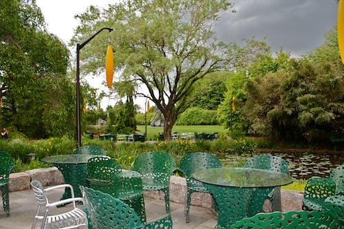 Free stock photo of cloudiness, garden, restaurant