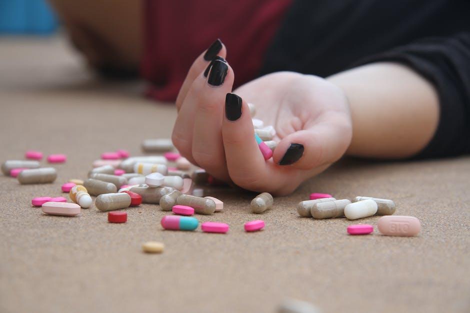 addiction, adult, capsule