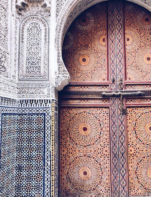 Kostenloses Stock Foto zu arabisch, architektur, architekturdesign, design