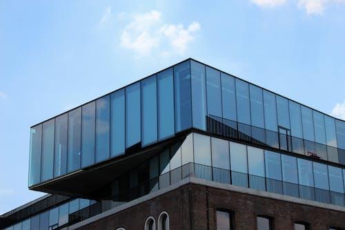 Free stock photo of architectural, belgium, blue