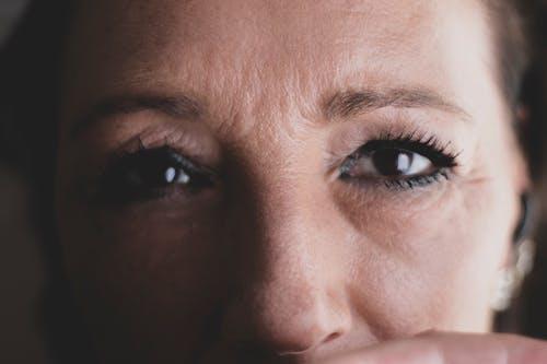 Free stock photo of beautiful eyes, beautiful woman, close up, close-up