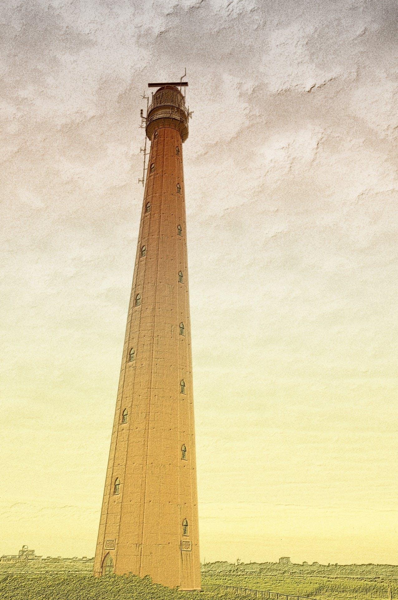 Free stock photo of light, landmark, ocean, harbor