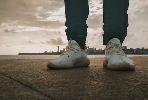 Imagine de stoc gratuită din mare, marine drive, mumbai, pantofi
