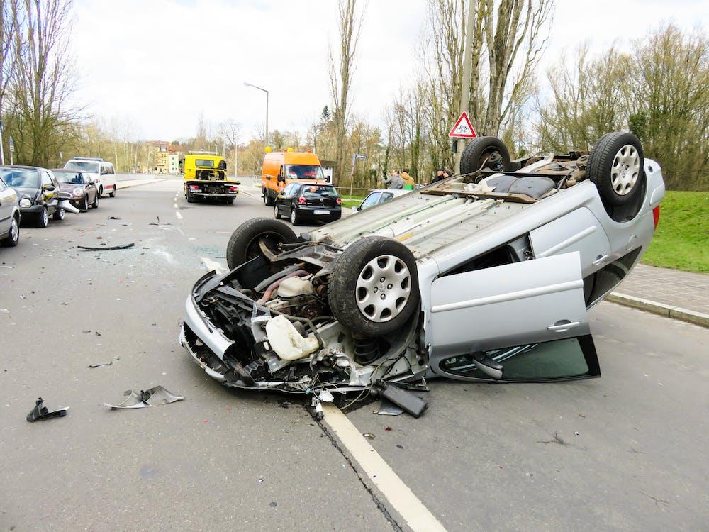Free stock photo of accident, auto, auto accident