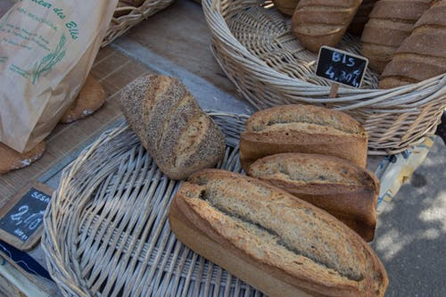 คลังภาพถ่ายฟรี ของ agbiopix, frech, ขนมปัง, ตลาด