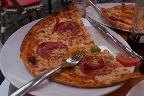 คลังภาพถ่ายฟรี ของ agbiopix, ซอส, พิซซ่า, อร่อย