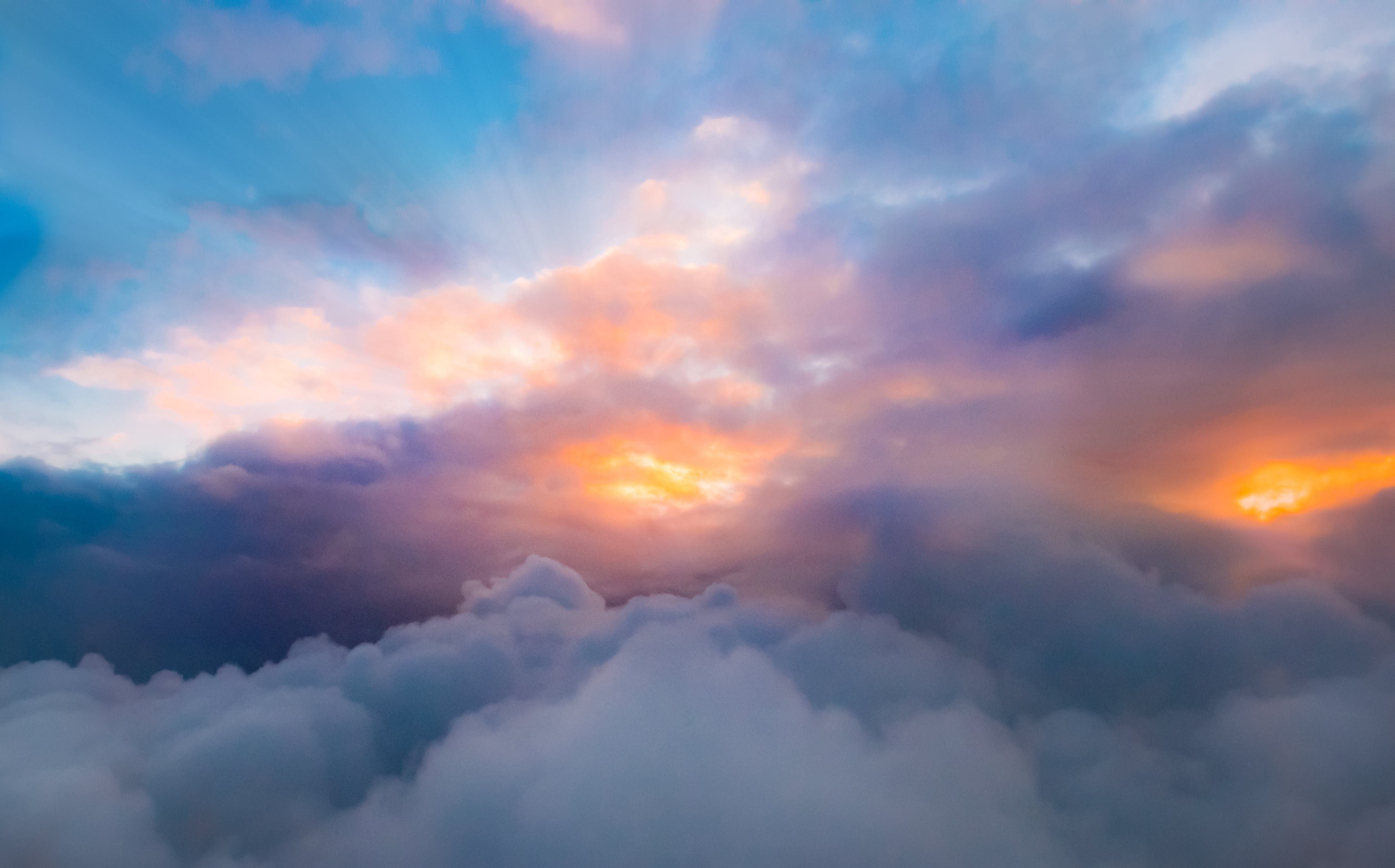 Free stock photo of light, sunset, clouds, evening