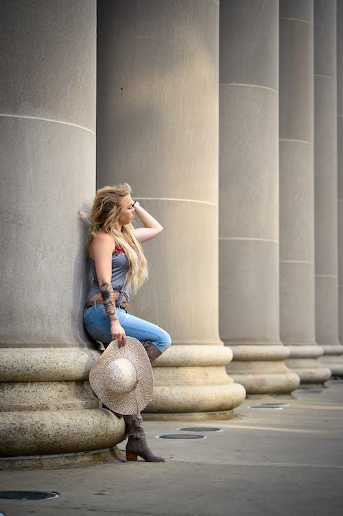 คลังภาพถ่ายฟรี ของ การถ่ายภาพบุคคล, ชิคาโก, นางแบบ, ผมสีบลอนด์