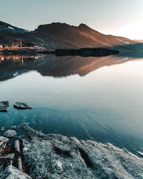 Fotos de stock gratuitas de agua, al aire libre, calma, campo