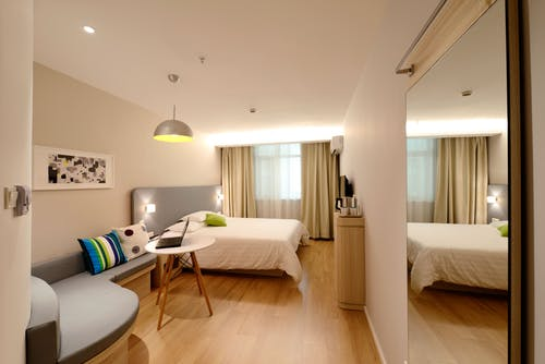 Bedroom Interior Setup