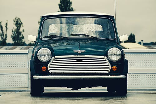 Ảnh lưu trữ miễn phí về 1960, hợp tác, Mini Cooper, nhỏ