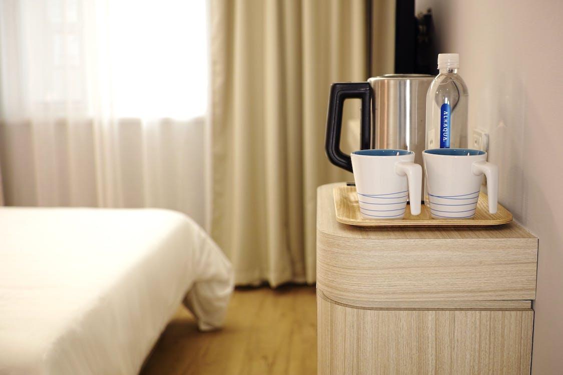 公寓, 原本, 客房
