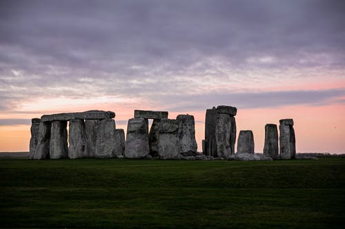 Landscape Photo of Stonehenge