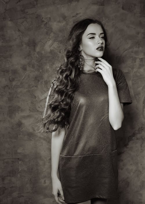 Gratis arkivbilde med #models, svart hår, øyesminke