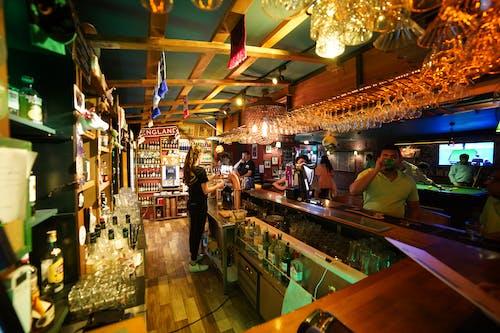 Free stock photo of bar cafe