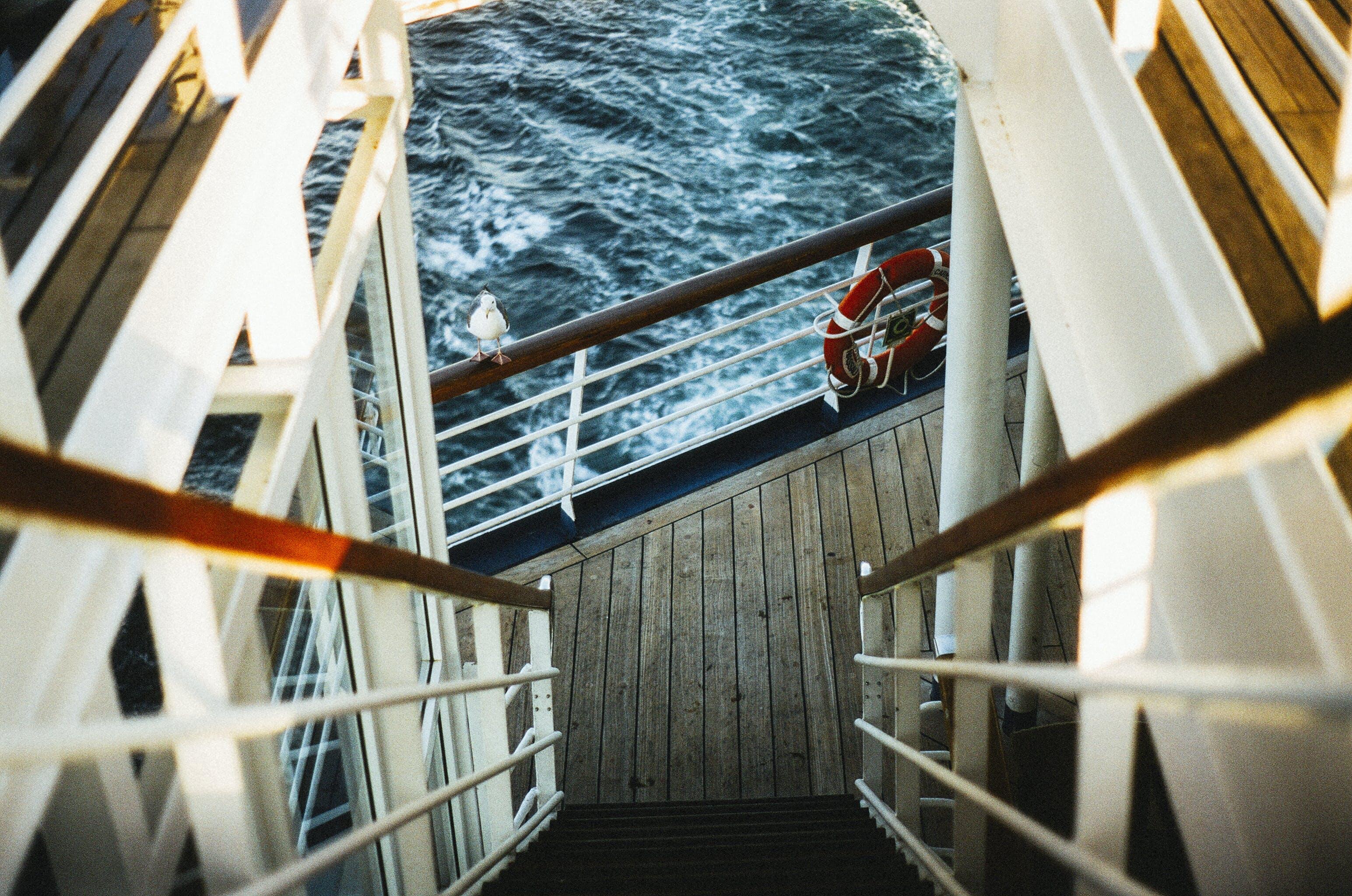 Boat on Ocean