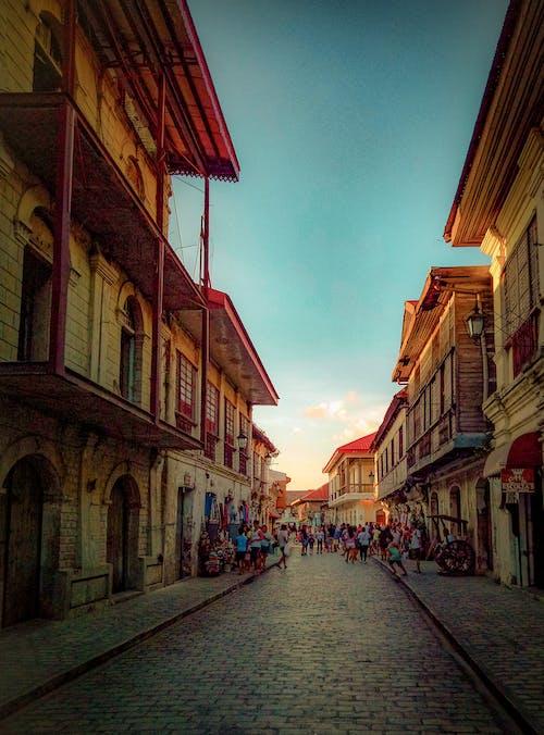 Foto profissional grátis de aldeia velha, antigo lugar lindo, atração turística, cidade baixa