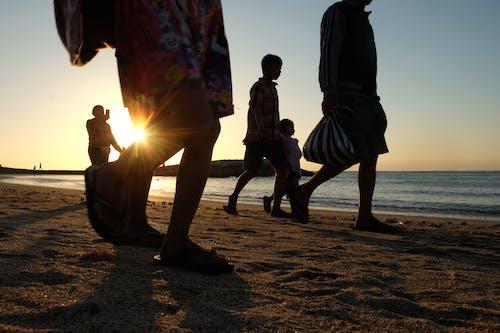 Foto d'estoc gratuïta de Bali, bonic capvespre, capvespre, carrer