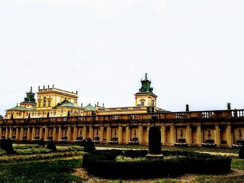 Gratis stockfoto met architectuur, attractie, barok, beeld