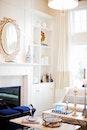 house, table, luxury