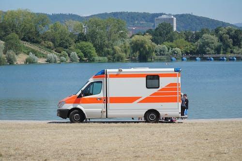 公園, 夏天, 德國, 德語 的 免费素材照片