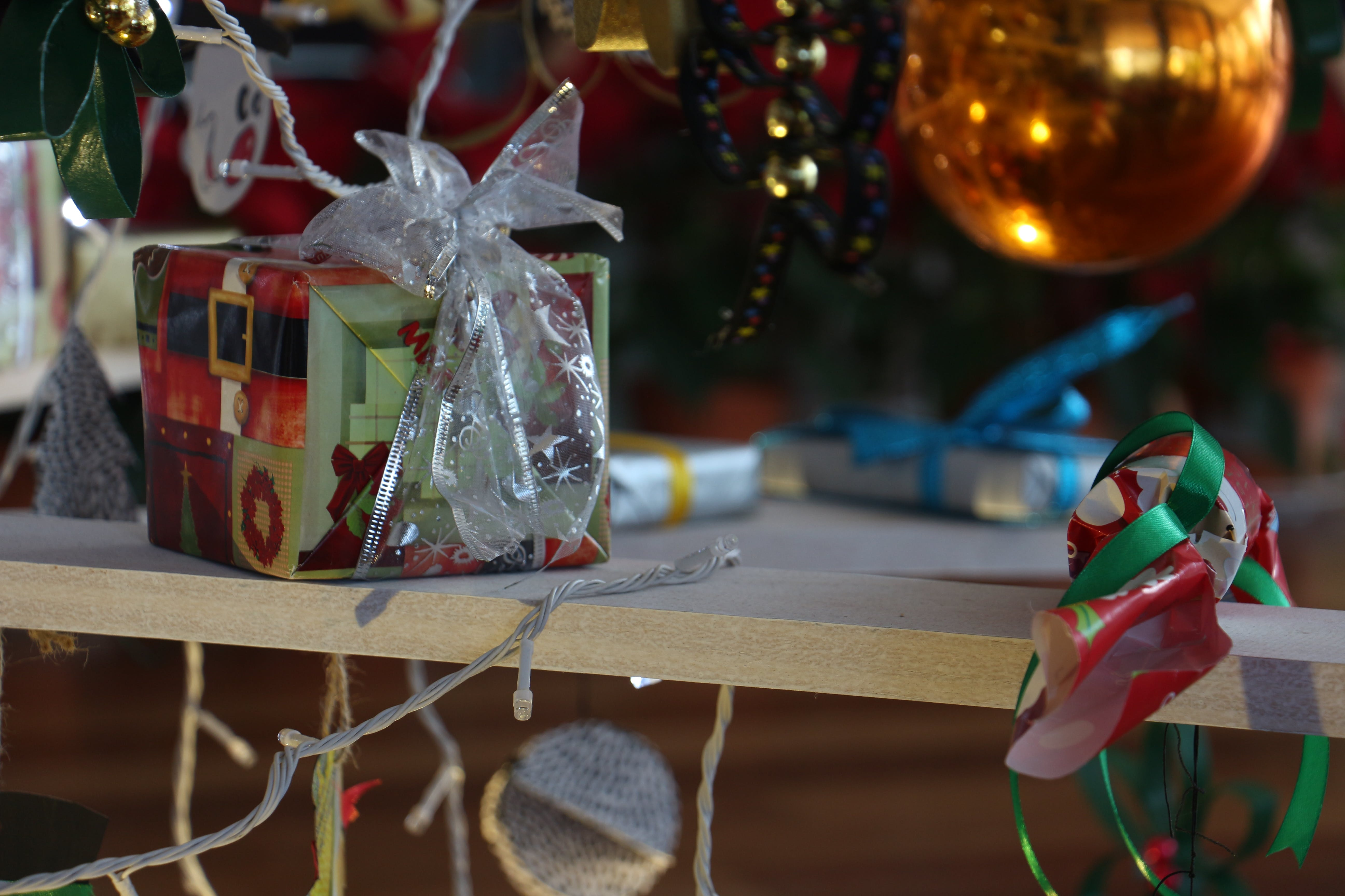 Free stock photo of christmas, presents