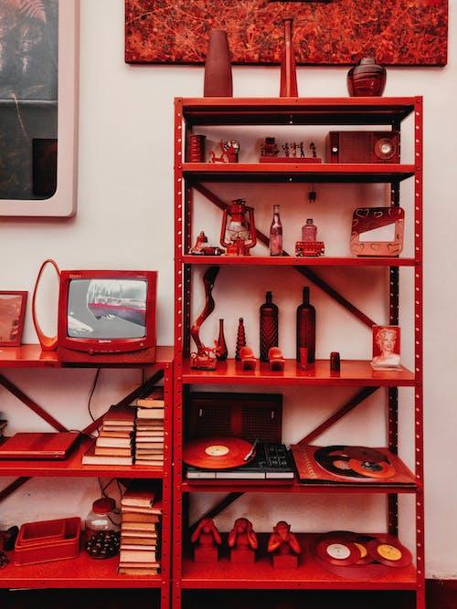Foto d'estoc gratuïta de ampolles, decoració, disseny, exhibició