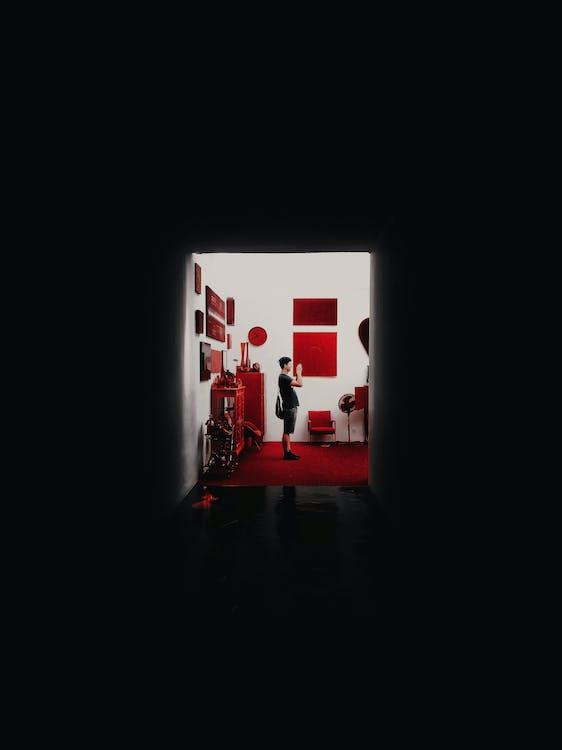 ajtó, bejárat, belső