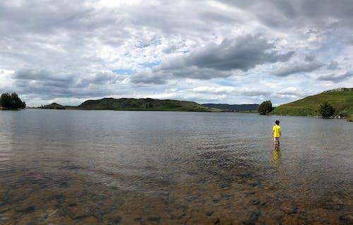 Free stock photo of lake, loch, scotland