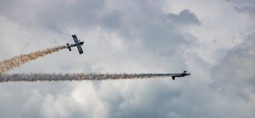 Δωρεάν στοκ φωτογραφιών με αεροπορική επίδειξη