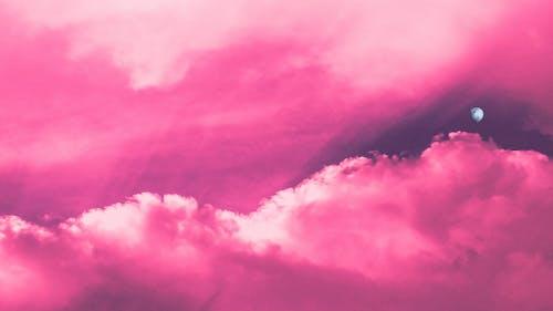Ingyenes stockfotó #mobilechallenge, celebek, éjszakai égbolt, felhők témában