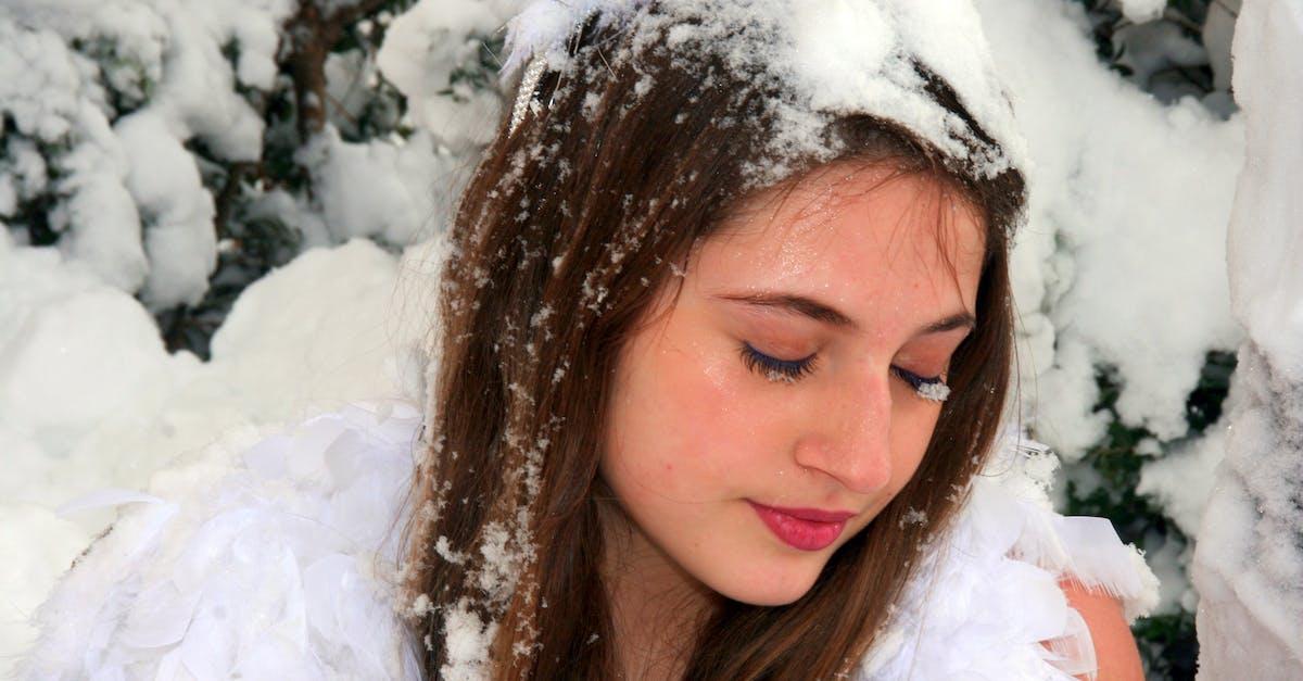 девушку намылили снегом исследования свидетельствуют
