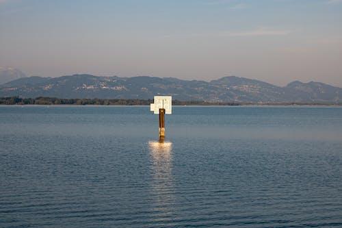 Immagine gratuita di acqua azzurra, austria, canottaggio, cieli blu