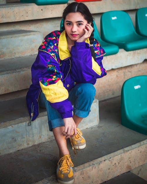 Free stock photo of asian model, asian women, athletic girl
