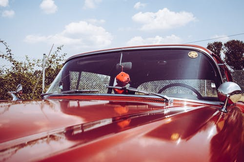 Free stock photo of antique, auto, automobile, big block