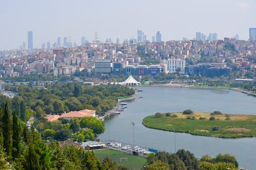 Photos gratuites de vue sur la ville