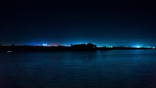 Photos gratuites de bleu, mer, sombre