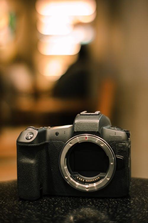 Gratis stockfoto met canon, eos r, mirrorless