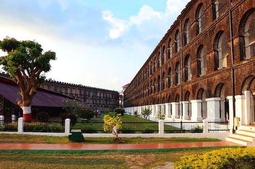 Fotobanka sbezplatnými fotkami na tému architektúra, budova, väzenie